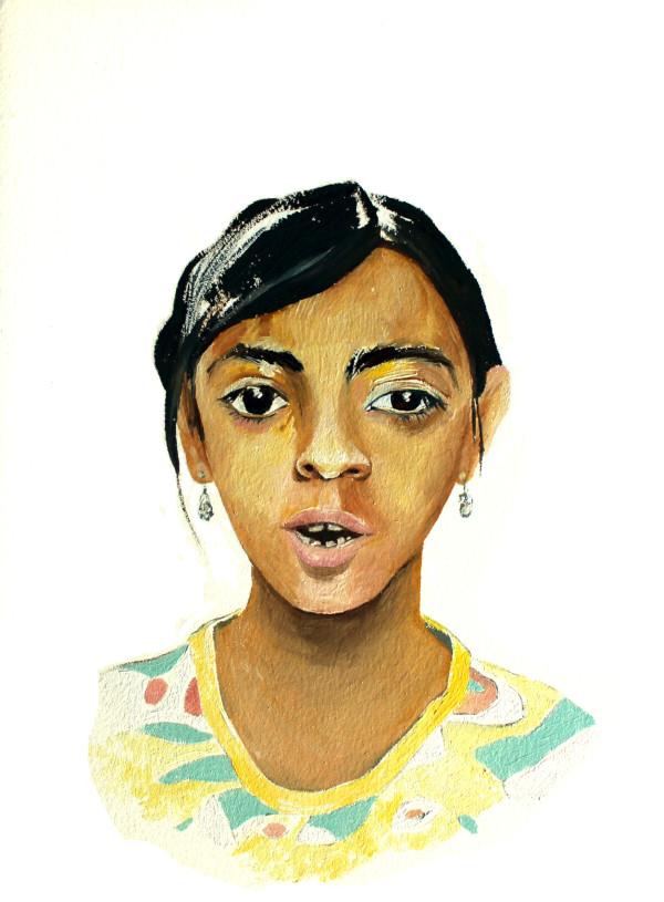 retrato #3