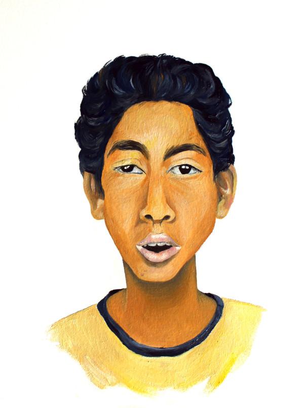 retrato #4
