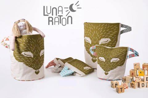 Ilustración para Luna Ratón